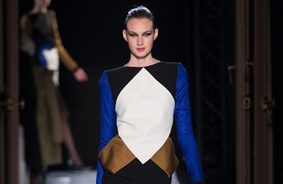 Roland Mouret Paris Fashion Week autunno/ inverno 2013 - 2014