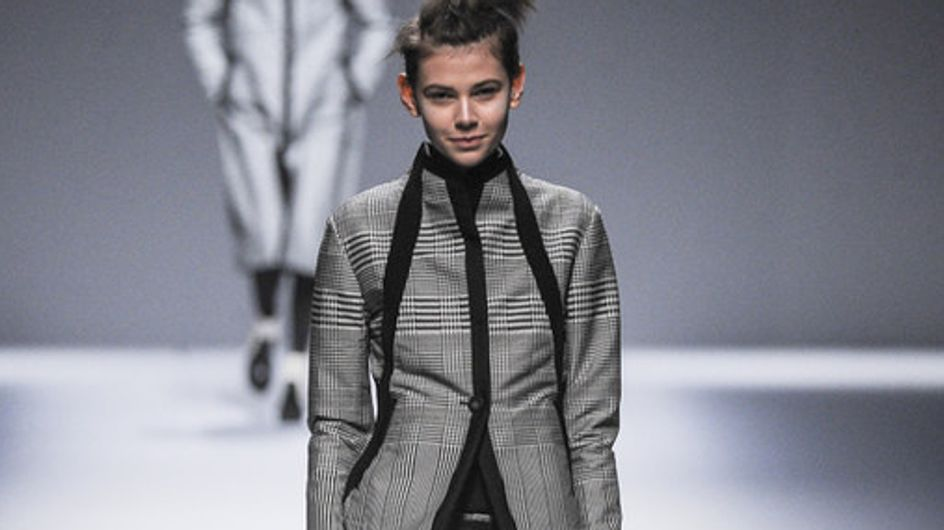 Issey Miyake Paris Fashion Week autunno/ inverno 2013 - 2014