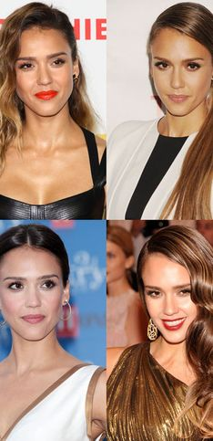 Jessica Alba Hairstyles 2015