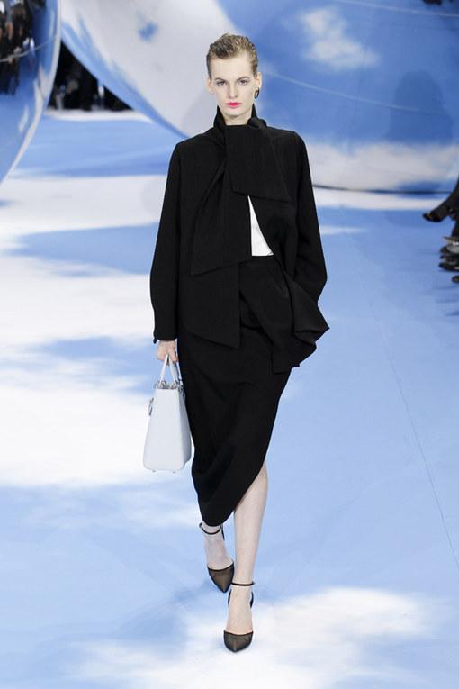 Christian Dior Paris Fashion Week autunno/ inverno 2013 - 2014