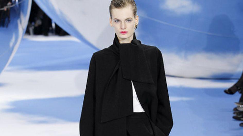 La sfilata di Christian Dior alla Paris Fashion Week