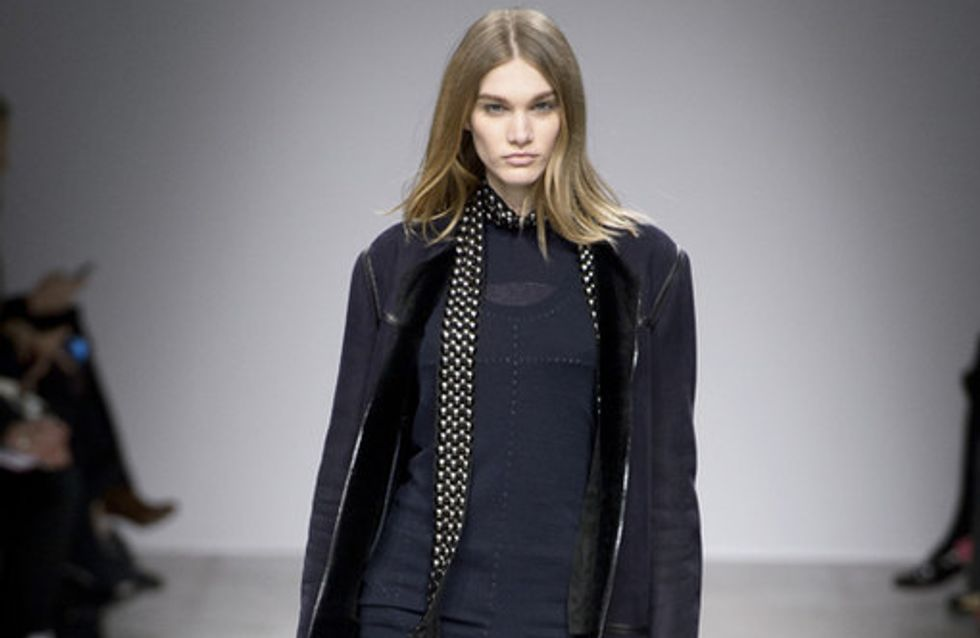 Isabel Marant Paris Fashion Week autunno/ inverno 2013 - 2014