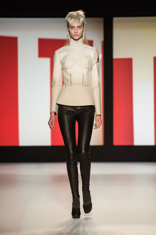 Jean Paul Gaultier Paris Fashion Week autunno/ inverno 2013 - 2014