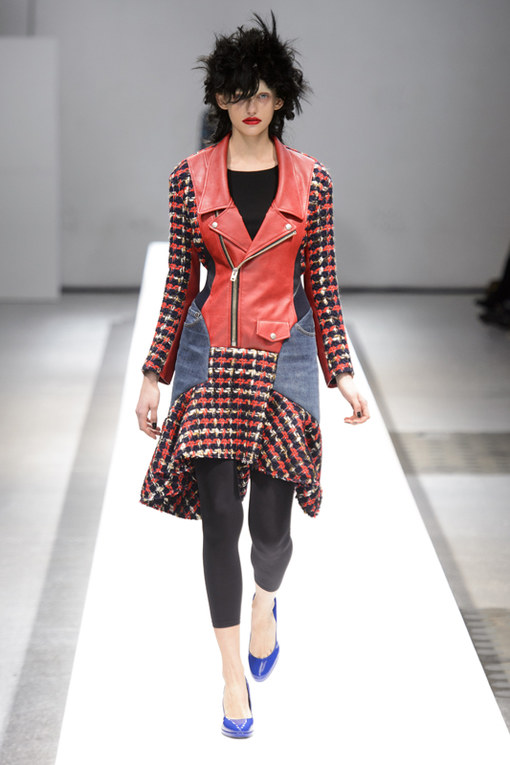Junya Watanabe Paris Fashion Week autunno/ inverno 2013 - 2014