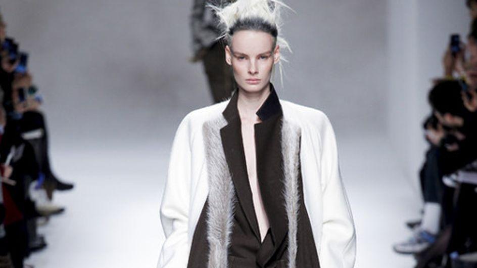 Haider Ackermann Paris Fashion Week autunno/ inverno 2013 - 2014