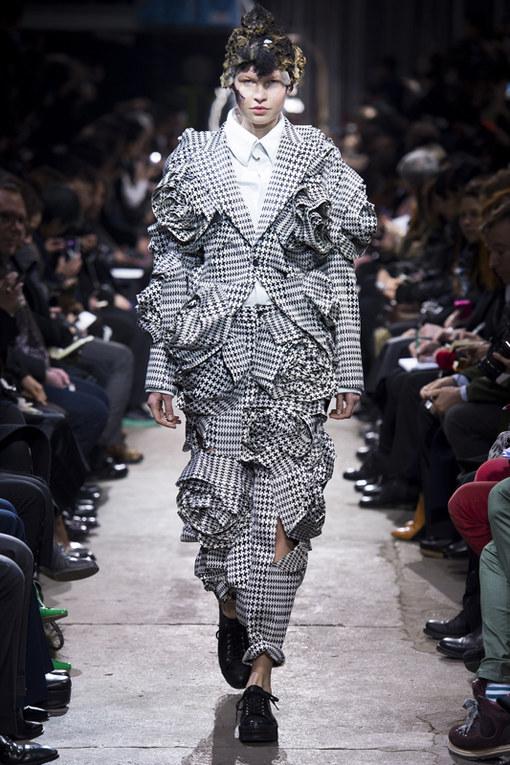 Comme des Garçons Paris Fashion Week autunno/ inverno 2013 - 2014