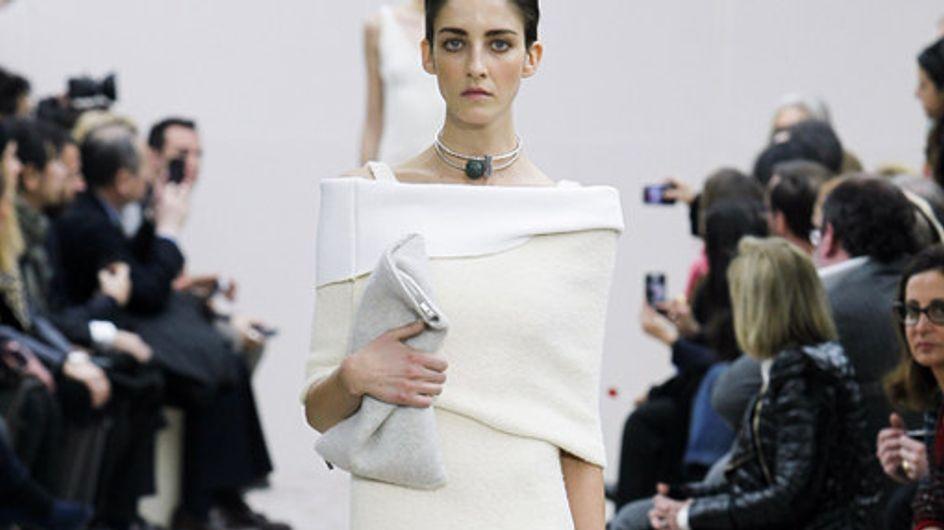 La sfilata Céline alla Paris Fashion Week