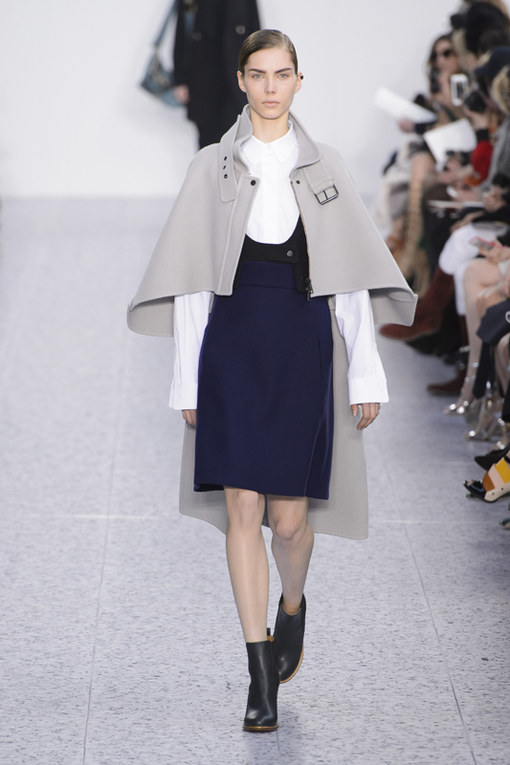 Chloé Paris Fashion Week autunno/ inverno 2013 - 2014