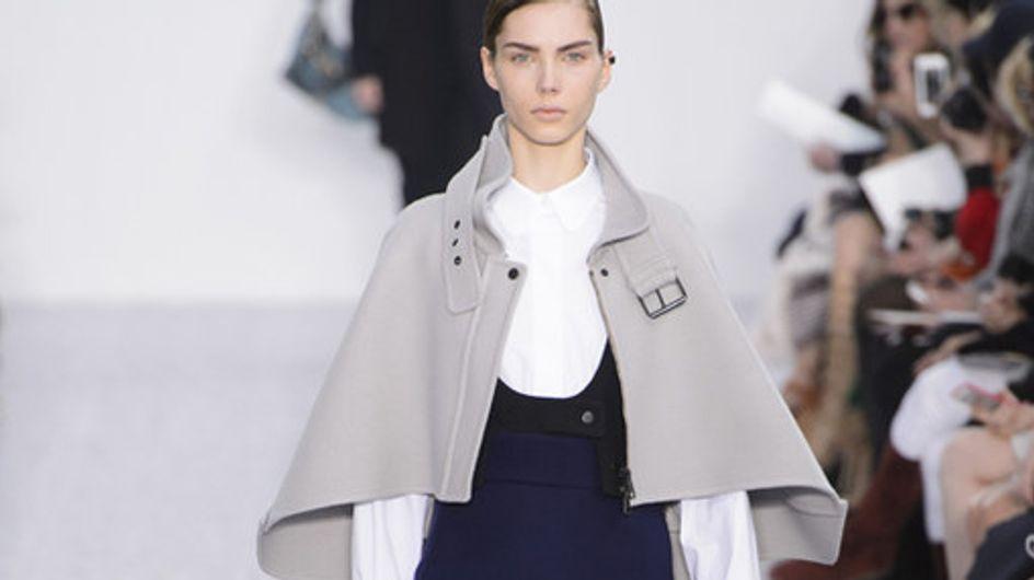 Chloé Paris Fashion Week autunno/ inverno 2013 - 2014