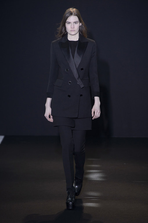 Costume National Paris Fashion Week autunno/ inverno 2013 - 2014