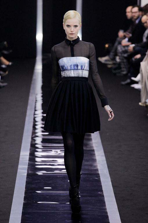 Maxime Simoëns - París Fashion Week Otoño Invierno 2013-2014