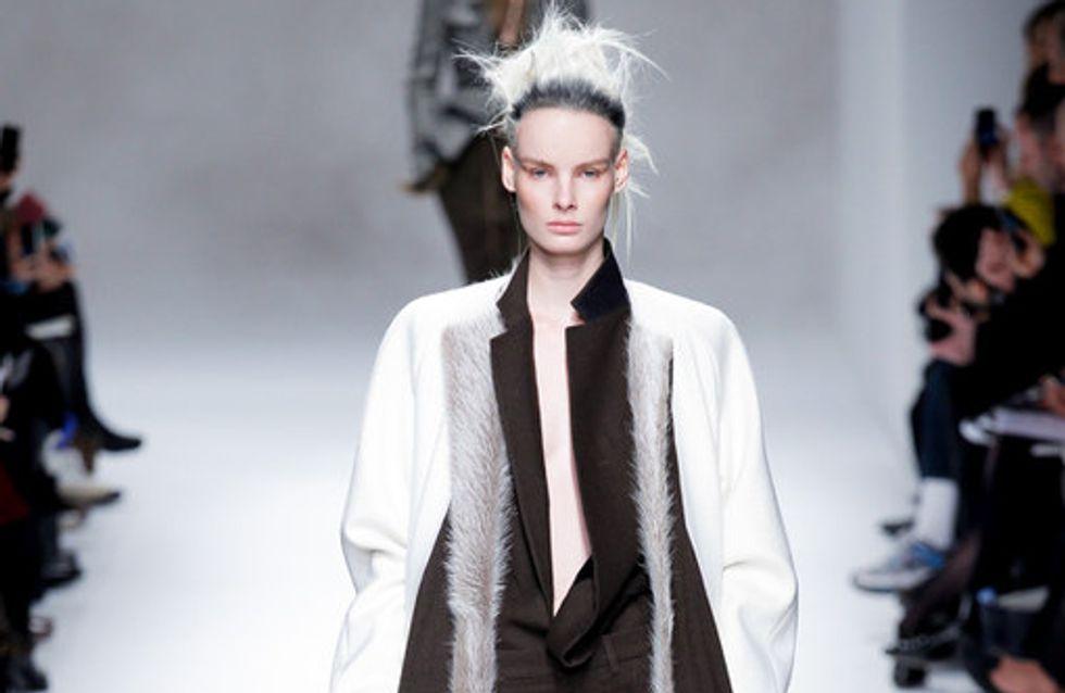Haider Ackermann - París Fashion Week Otoño Invierno 2013-2014
