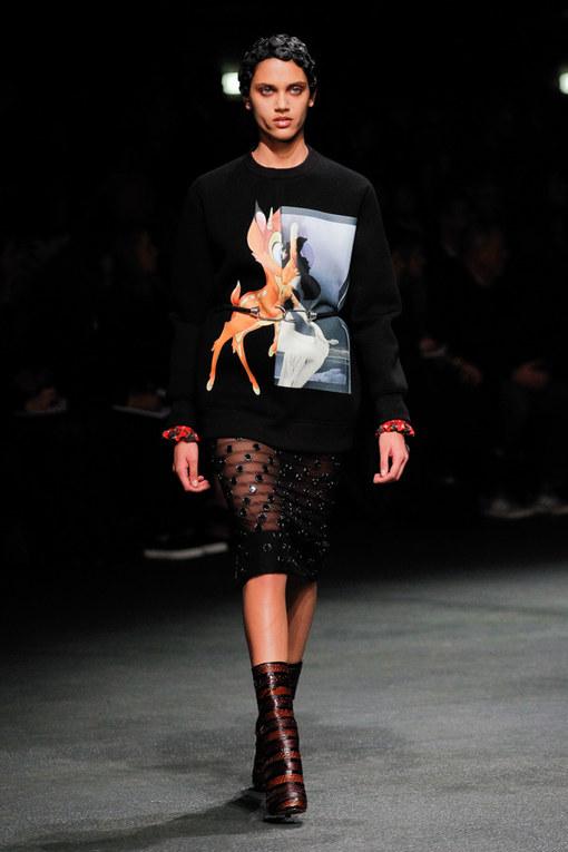 Givenchy - París Fashion Week Otoño Invierno 2013-2014