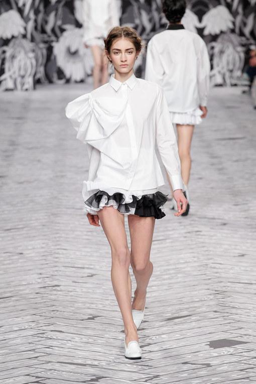 Viktor & Rolf - París Fashion Week Otoño Invierno 2013-2014