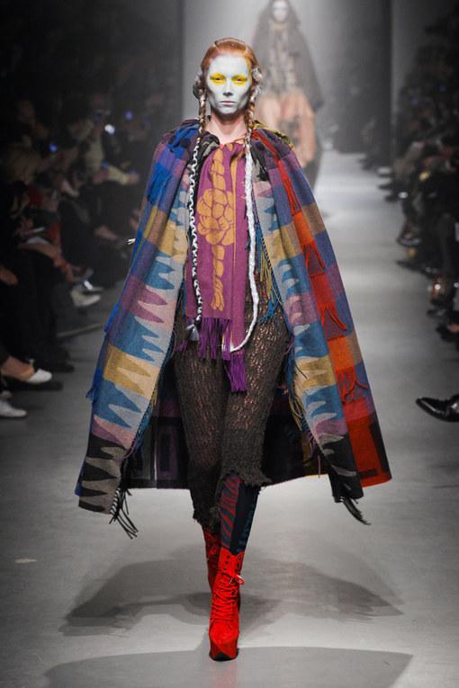 Vivienne Westwood París Fashion Week Otoño Invierno 2013-2014