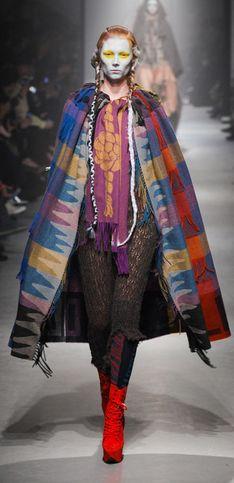 Vivienne Westwood, dégaine décontractée