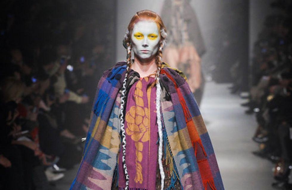 Vivienne Westwood - París Fashion Week Otoño Invierno 2013-2014