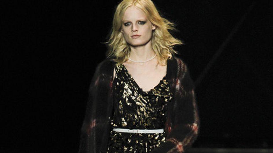 Saint Laurent Paris Fashion Week autunno/ inverno 2013 - 2014