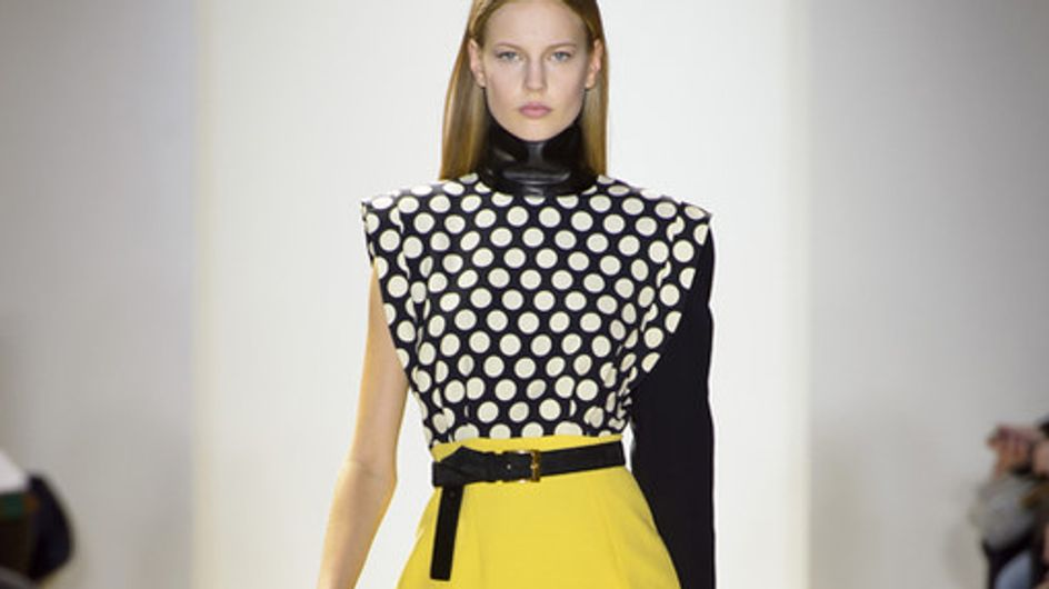 La sfilata Emanuel Ungaro alla Paris Fashion Week