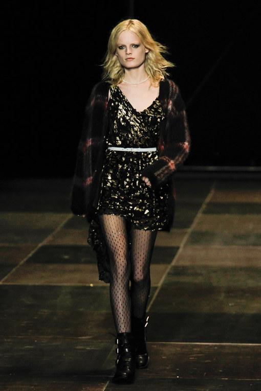 Saint Laurent - París Fashion Week Otoño Invierno 2013-2014
