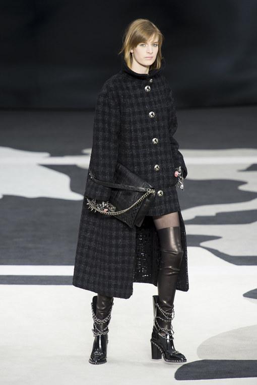 Chanel Paris Fashion Week autunno/ inverno 2013 - 2014