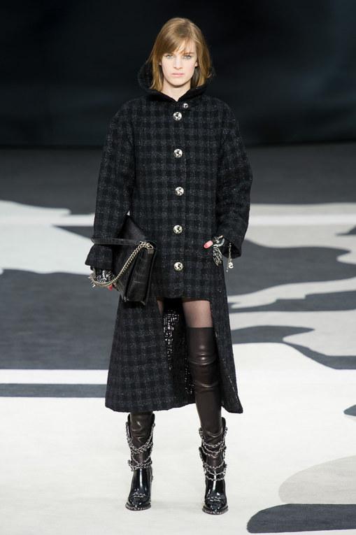Défilé Chanel prêt-à-porter automne-hiver 2013/2014