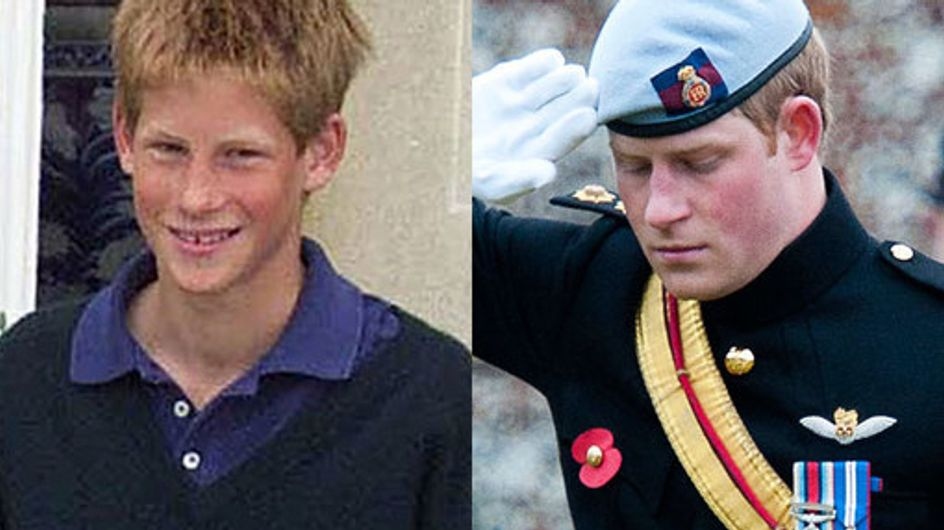 Prince Harry photos: The hot Party Prince's life in pictures