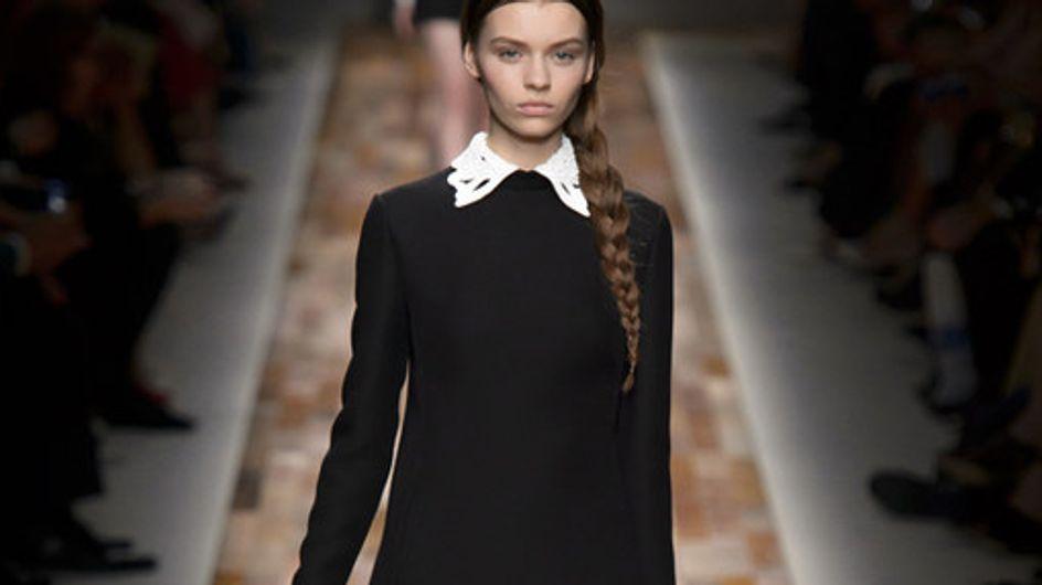 La sfilata Valentino alla Paris Fashion Week