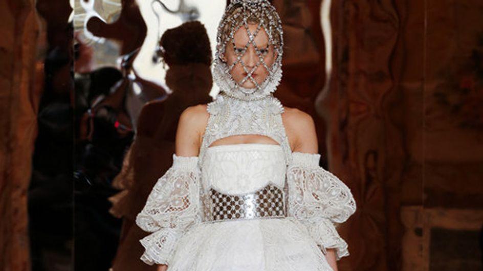 Alexander McQueen Paris Fashion Week autunno/ inverno 2013 - 2014