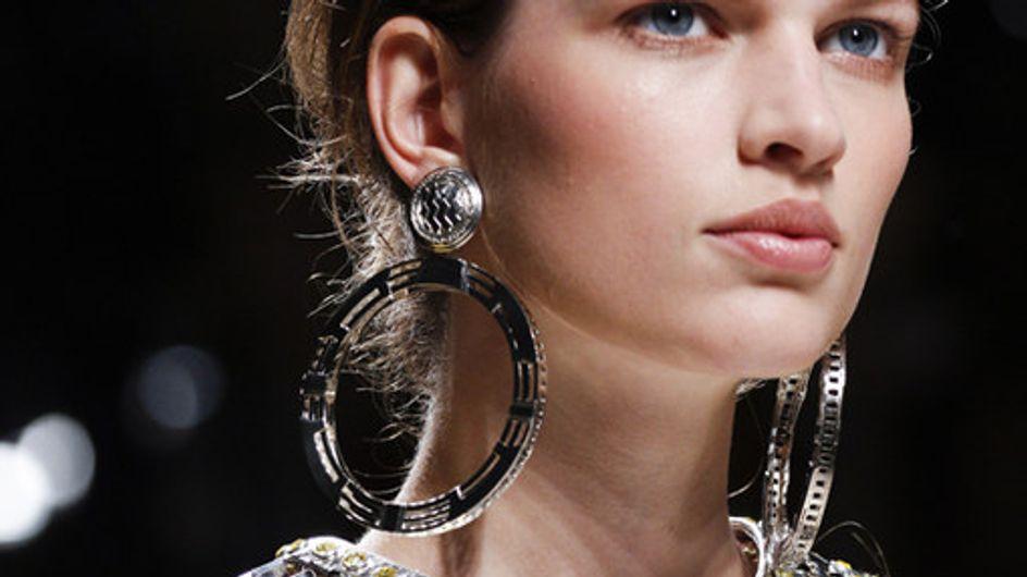 Bijoux di primavera. La tendenza gioielli dalle sfilate di moda