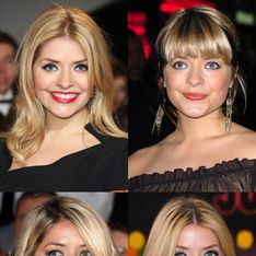 Holly Willoughby hair: Blonde 'n British locks