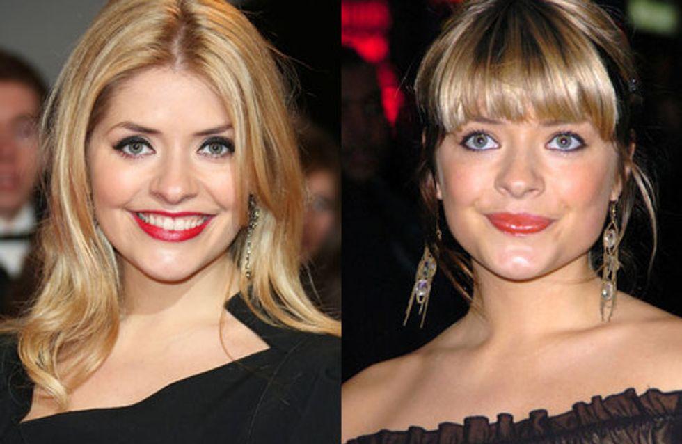 Holly Willoughby hair: Blonde 'n British locks