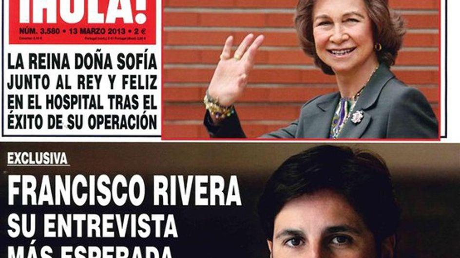 Las portadas de las revistas: Marzo semana 1