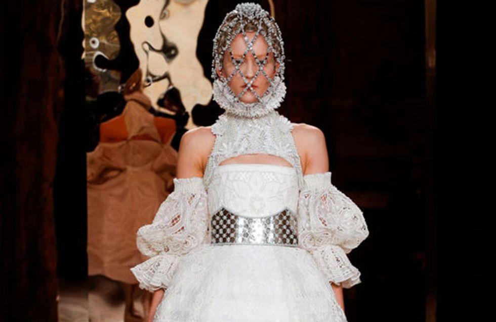 Alexander McQueen, inspiration baroque