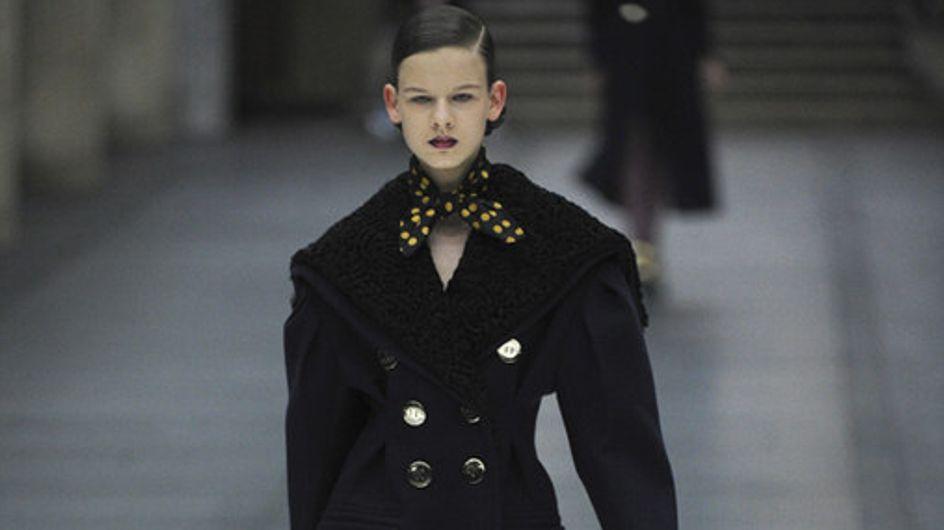 La sfilata Miu Miu alla Paris Fashion Week