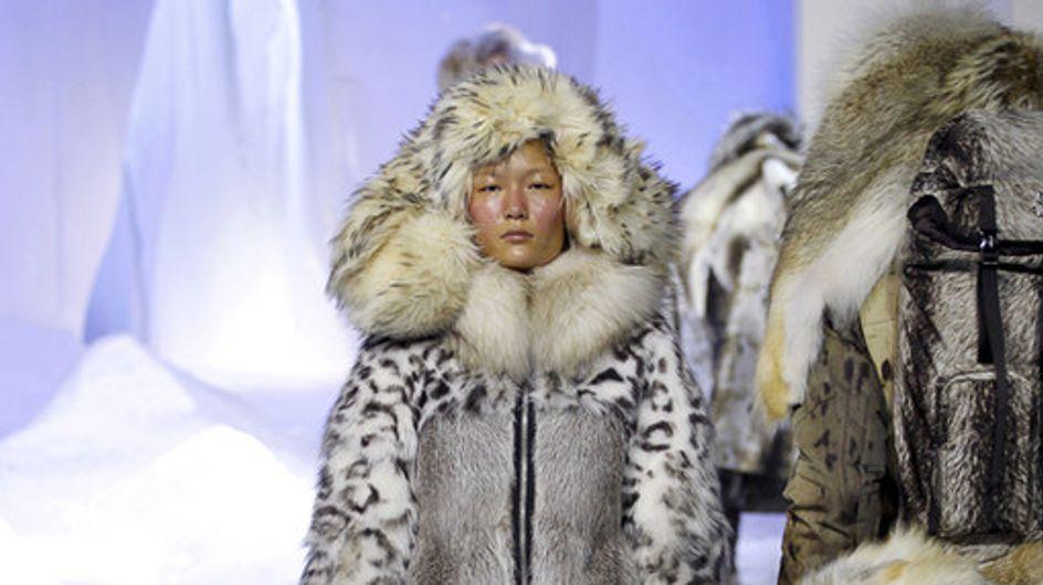 Moncler Gamme Bleu Paris Fashion Week autunno/ inverno 2013 - 2014