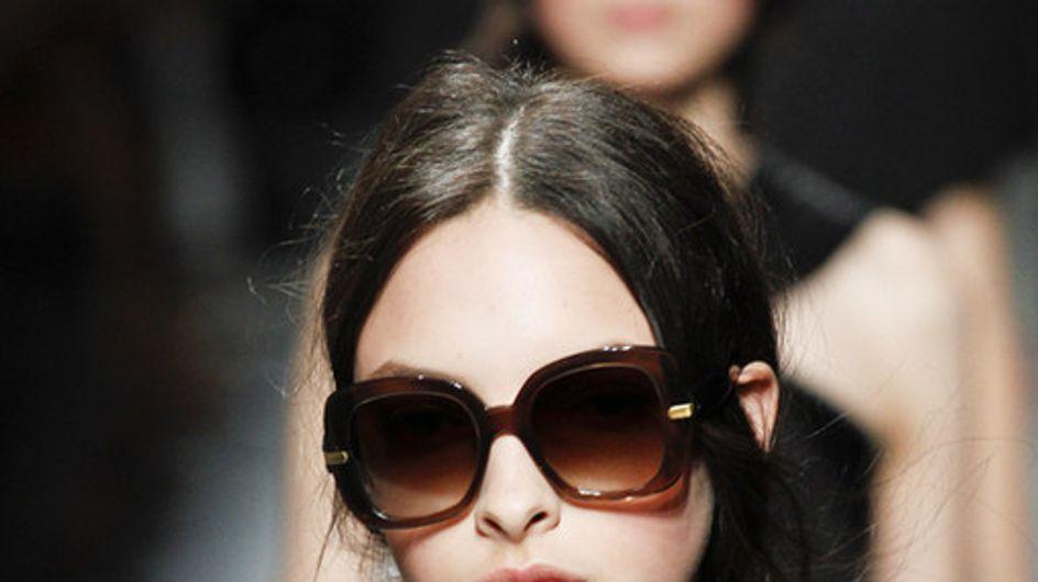 Gli occhiali da sole dell'estate secondo gli stilisti