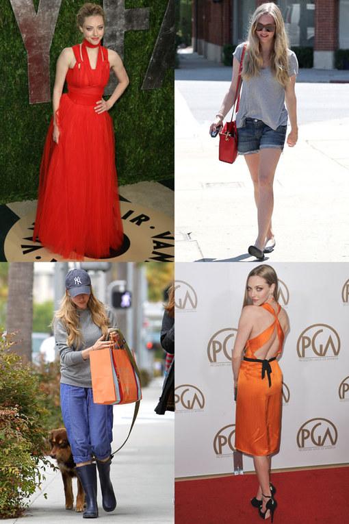Amanda Seyfried: Style File