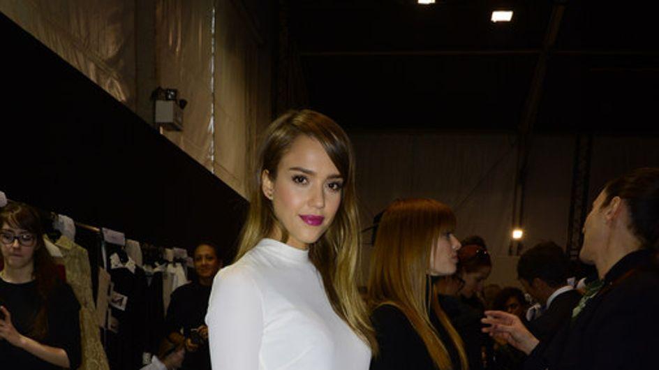 Front Row - París Fashion Week Otoño Invierno 2013-2014