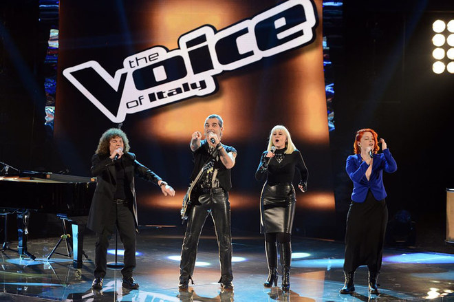 The Voice of Italy/ La prima puntata