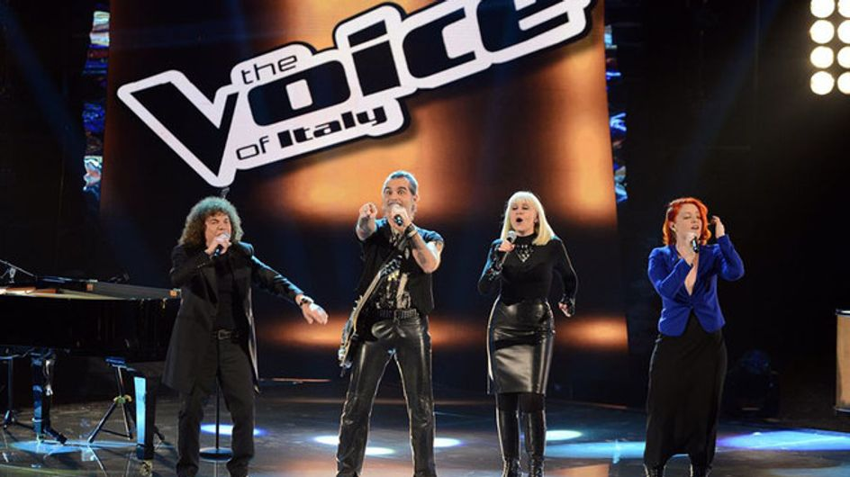 The Voice of Italy/ Le foto