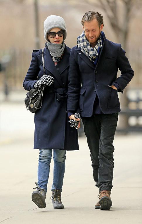 Anne&Adam, passeggiata romantica a N.Y.