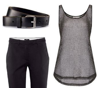 Tomboy fashion: Casual cool