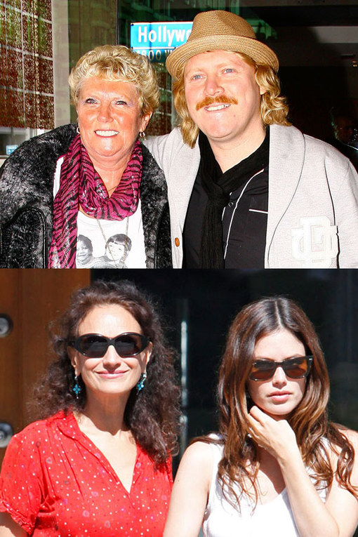 Mother's Day 2013: Celebrity mums