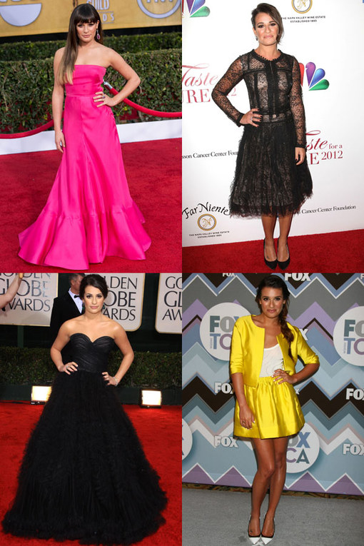 Lea Michele: Style File