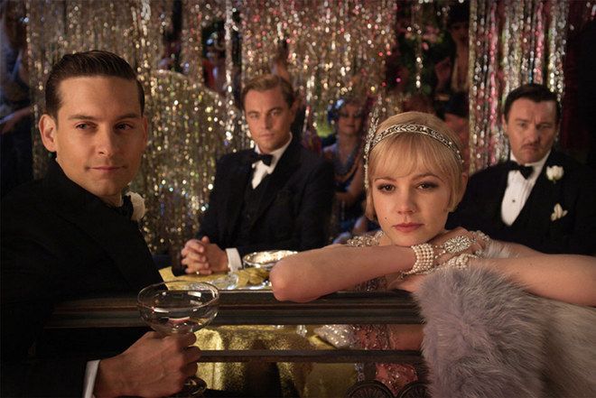 The Great Gatsby film d'apertura al 66° Festival del cinema di Cannes