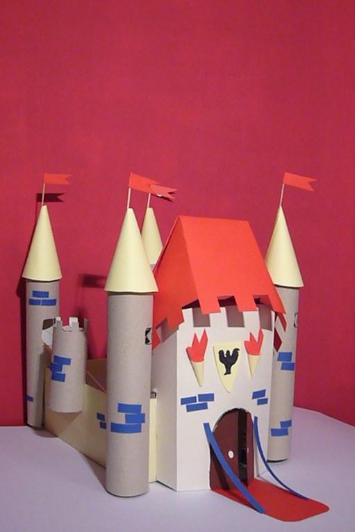 Mamma Mi Fai Un Castello Come Costruire Un Castello Di Carta Per