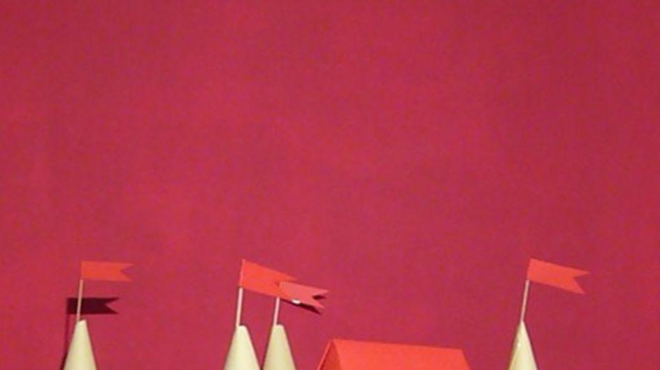 """""""Mamma mi fai un castello?""""/ Come costruire un castello di carta per bambini"""