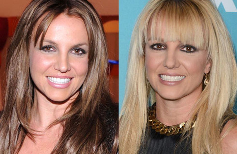 Hairstyle Story: i cambi di look di Britney Spears