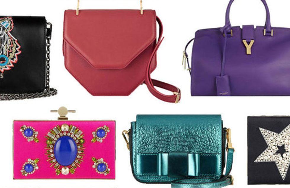 Designer-Bags: 100 Must-have Taschen der Luxusklasse